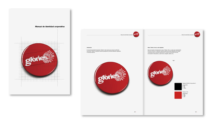 Manual Identidad Glories