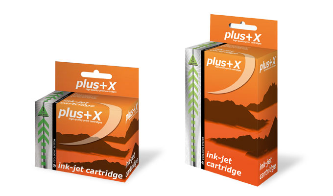 "Estuches inkjet ""Plus+X"""