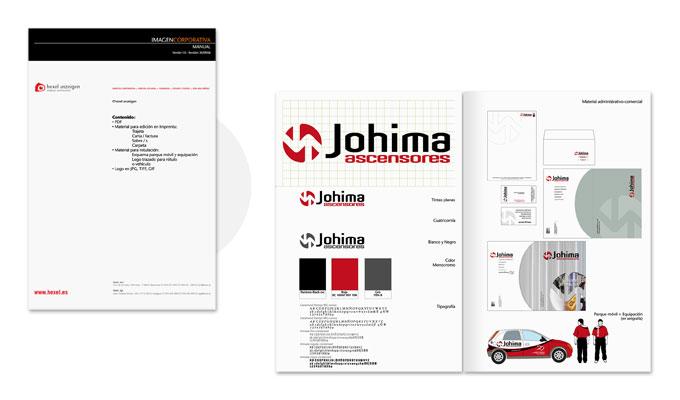 Manual Identidad Johima