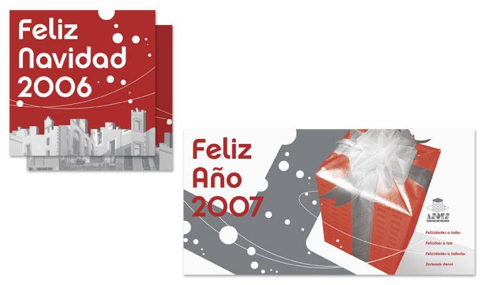 Postal de Navidad 2006